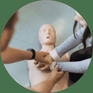 Réanimation cardiopulmonaire - Premiers secours
