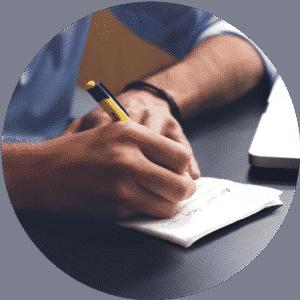 système international de test de la langue anglaise - L'écriture