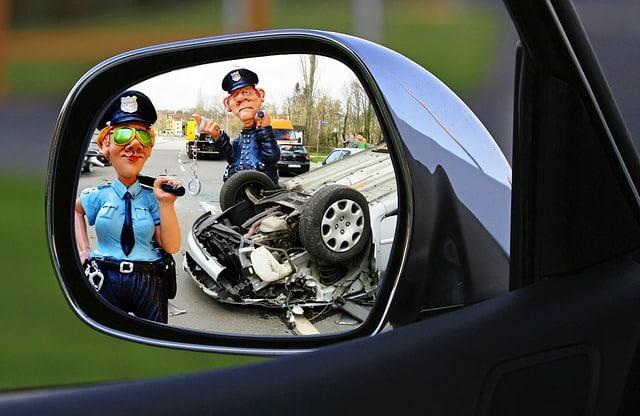 Accident de la route - Loi
