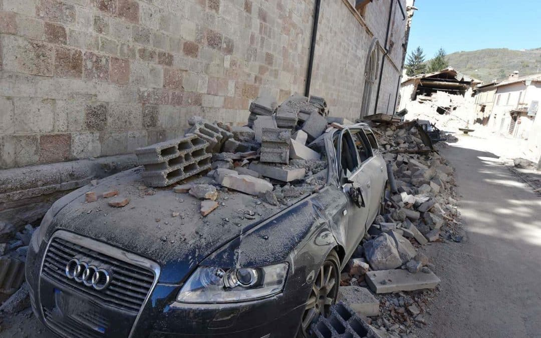 Que faire en cas de séisme ?